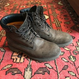 "6"" Timberland Premium Water Proof Boots"